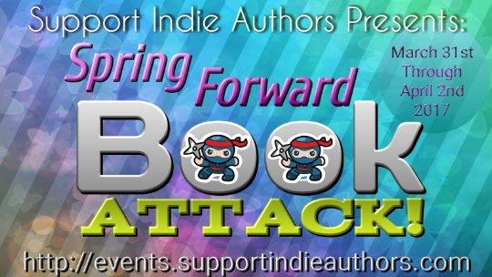 SIA Spring book event