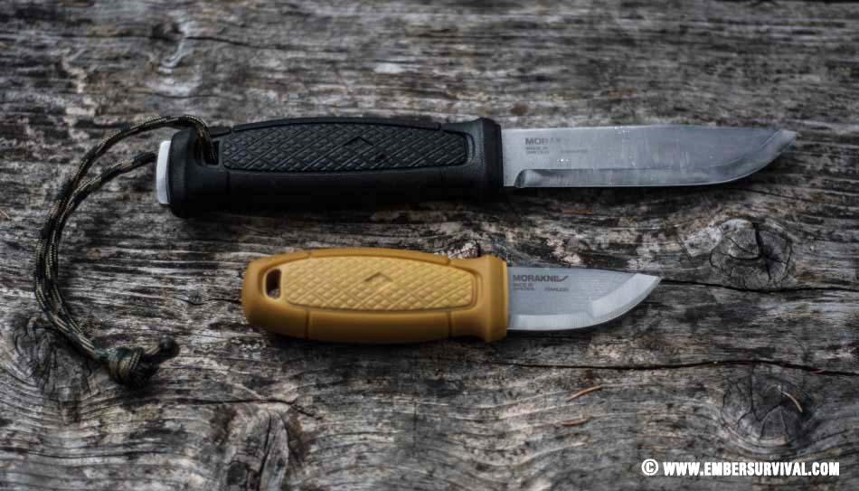 Bushcraft Mora Knife Review