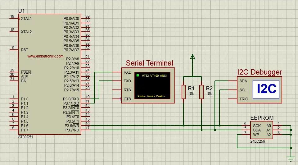 8051 I2C Tutorial