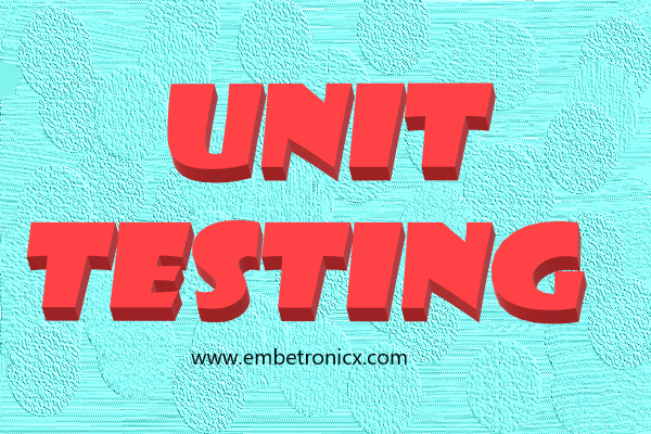 Unit Testing in C - Ceedling