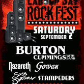 Labour Day Rock Fest