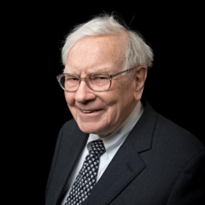 Warren Buffett Portrait