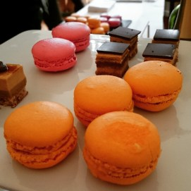 Glorious Macaroons & other sweet canapes