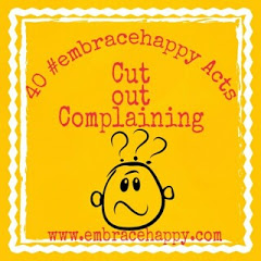 Could you go an entire day without complaining? If you find something to complain about, could you do it constructively rather than just ranting?