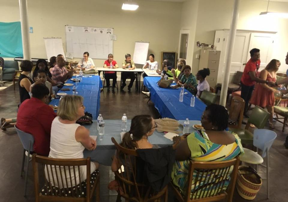 Brookland Park Collective Meeting