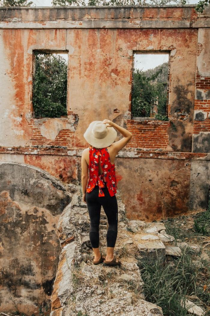 America Hill Ruins, Virgin Islands National Park