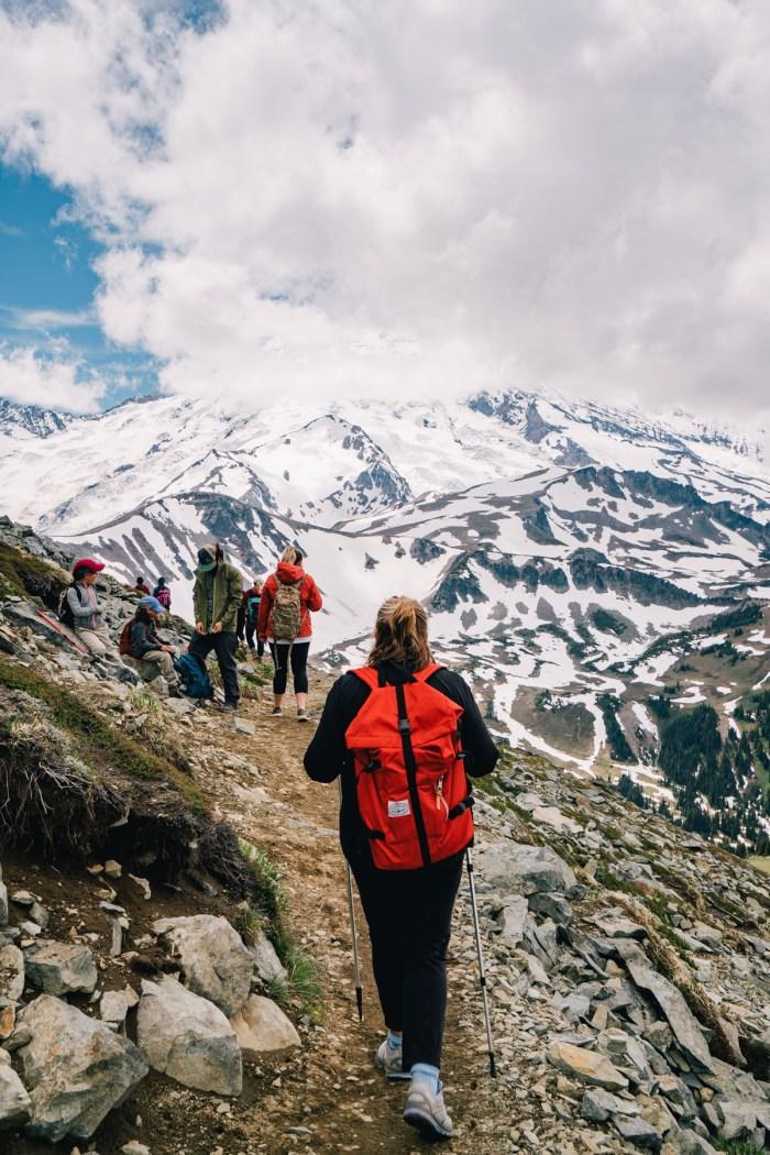 Mt. Fremont Lookout Trail