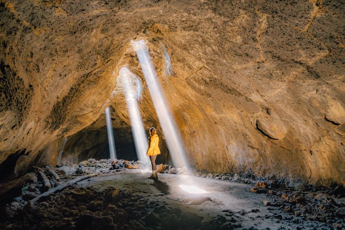 Skylight Cave Oregon