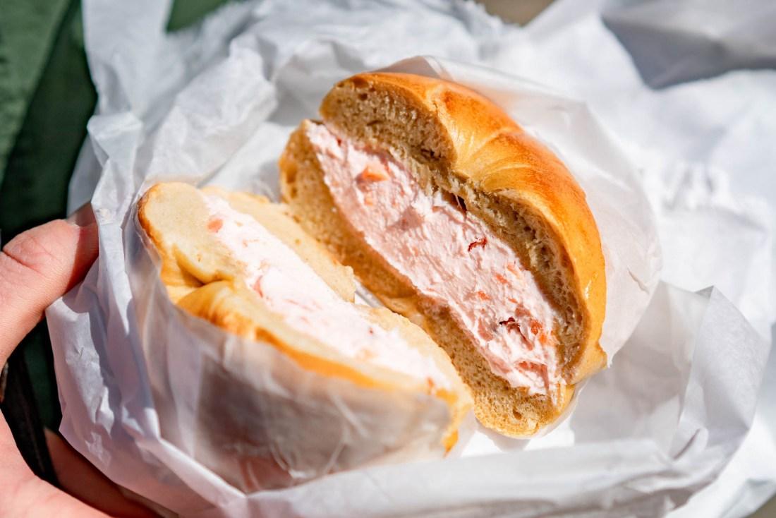 Ess-a-Bagels best bagels NYC