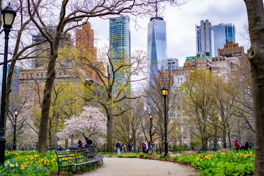 Moving to New York City during COVID