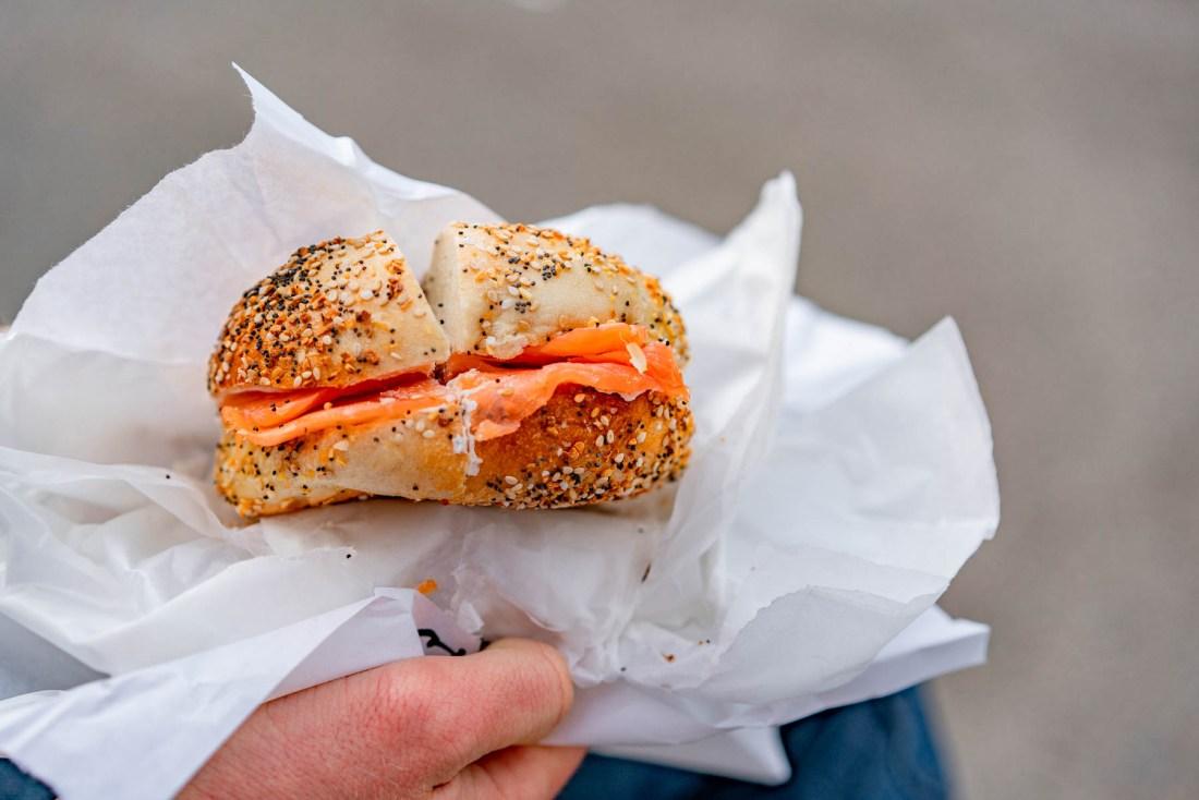 NYC best bagels