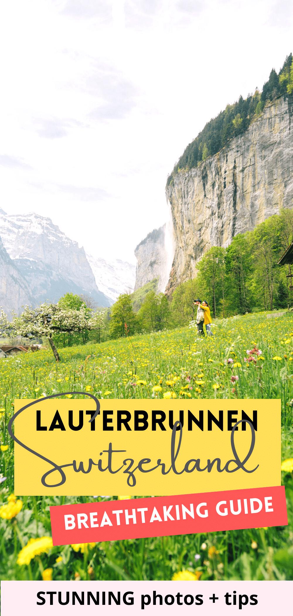 things to do Lauterbrunnen, Switzerland