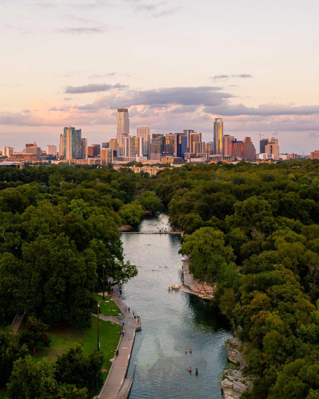 pros and cons of living in Austin