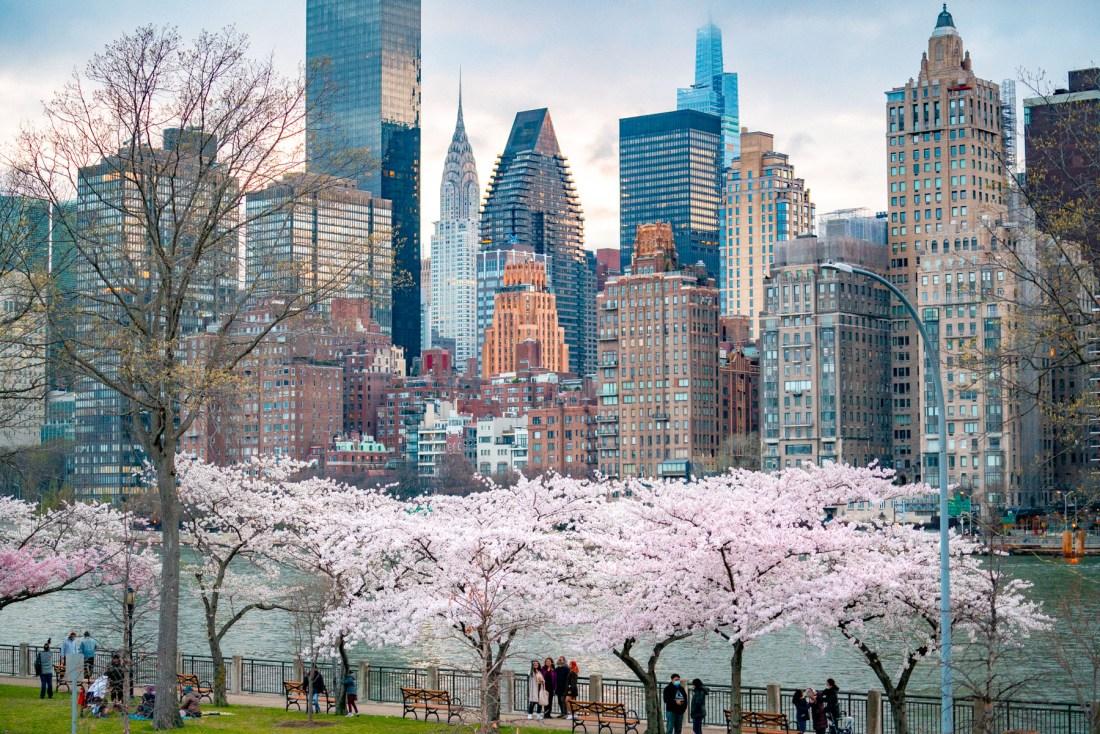 pros of living in New York City