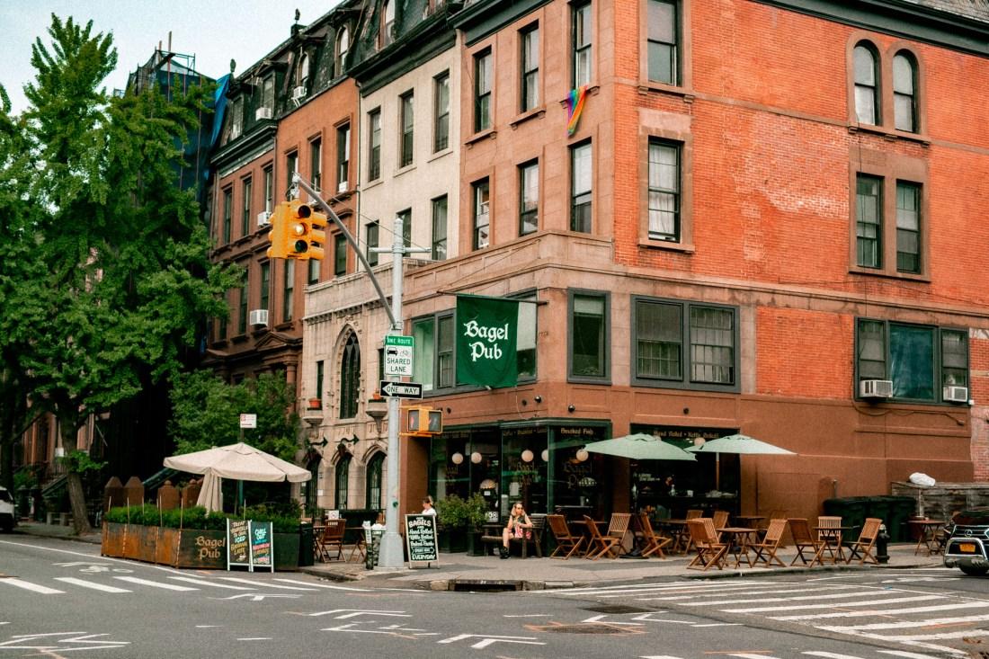 Best bagels New York City