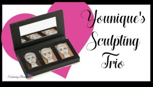 Younique Sculpting Trio Embracing Beauty Kim Willis