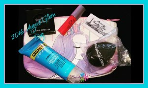 Ipsy August Glam Bag 2016 Makeup Reviews Embracing Beauty Kim Willis