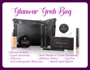 Younique's March 2017 Collections Glamour Grab Bag Embracing Beauty with Kim Willis