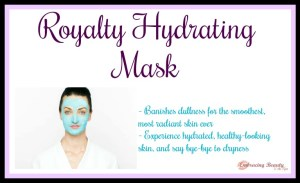 Royalty Mask Hydrating Younique Embracing Beauty with Kim Willis