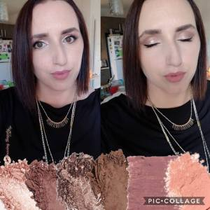 Younique MOODSTRUCK Pressed Shadow Embracing Beauty with Kim Willis