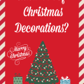 Do you have child-proof Christmas decorations? A message to treasure the days with your children because they grow so fast! Make messes, make memories! embracingdestinyblog.com