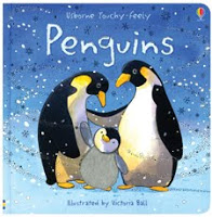 That's Not My Penguin touchy feely book