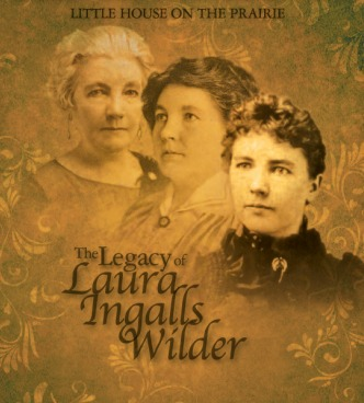 The Legacy of Laura Ingalls Wilder DVD