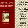 Write from History review #homeschool #CharlotteMason