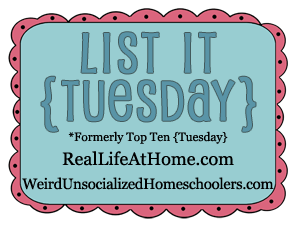 List_it_Tuesday RLH