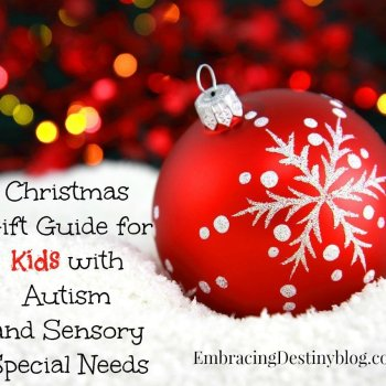 Christmas Gift Guide for Kids with Autism and Sensory Special Needs