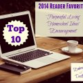 Top 10 Reader Favorites in 2014 at embracingdestinyblog.com