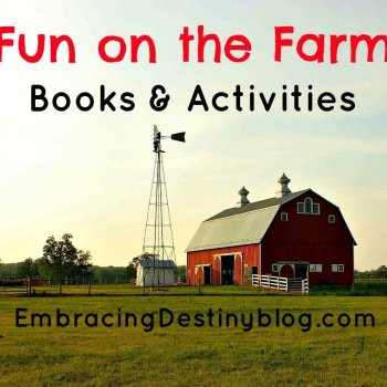 Fun on the Farm Books and Activities for Kids