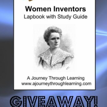 Women Inventors Lapbook Project