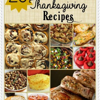 20 Delicious Thanksgiving Recipes