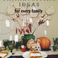 Thanksgiving Ideas for Every Family + Link-up. Join us!