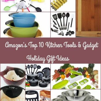 Top 10 Must-Have Unique Kitchen Tools and Gadgets {Christmas Gift Guide}