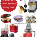 10 creative ideas for the person who loves to cook on your Christmas shopping list. Small appliances. All ship and arrive before Christmas. It's not too late!