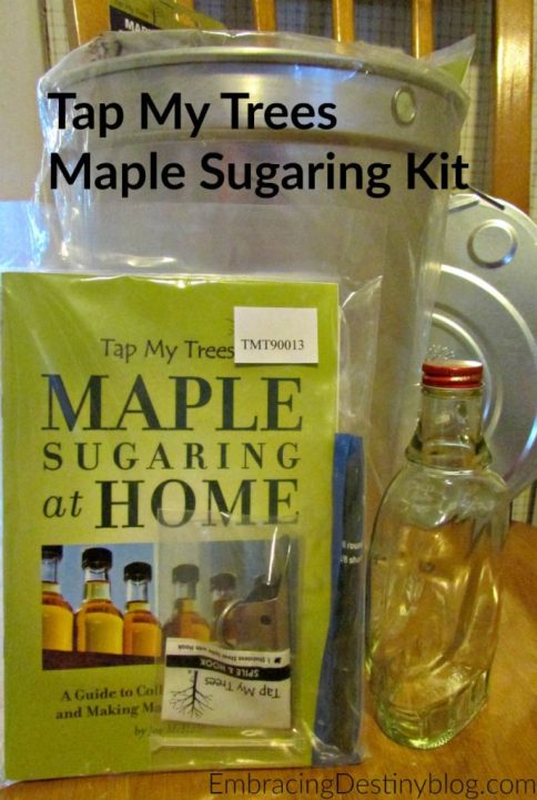 Tap My Trees maple sugaring kit