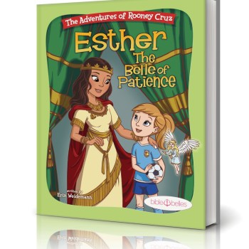 Bible Belles Book Series for Girls