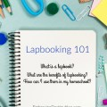 Curious about the basics of lapbooking? This will answer your questions! Part of the 10 Days of Lapbooking in Your Homeschool series at embracingdestinyblog.com