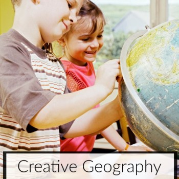 Creative Geography Games and Activities