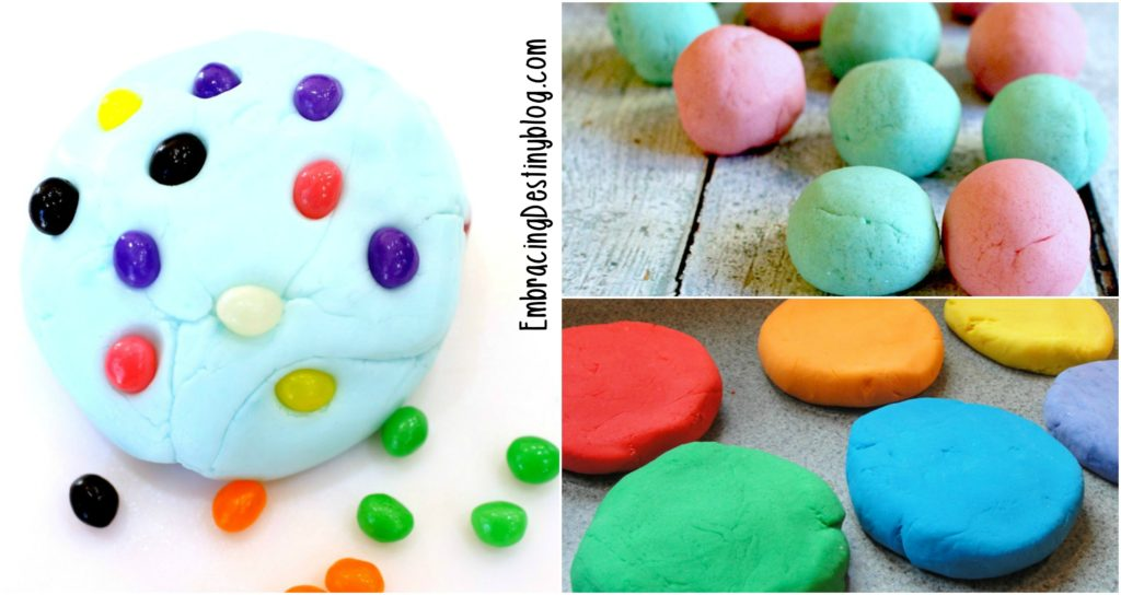 20 tried and true homemade play dough recipes to encourage creativity and hands-on learning for your kids!