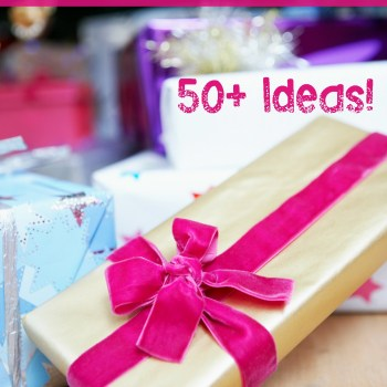 Great Big Gift Guide for Creative Girls