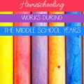 Why Delight-directed homeschooling works during the middle school years | homeschool | child led homeschooling | interest led homeschooling
