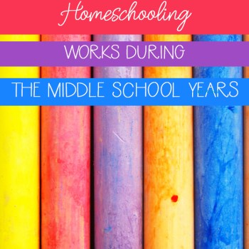 Why Delight-Directed Homeschooling Works for the Middle School Years