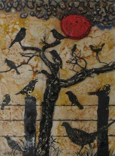 Ashley's birds