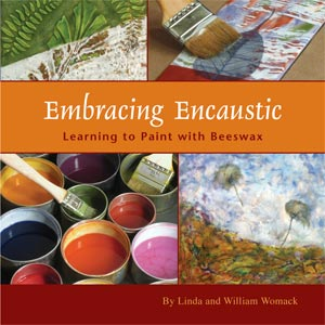 Embracing Encaustic Cover