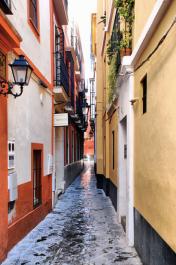 El Barrio de Santa Cruz. Photo by josemazcona, on Flickr, licensed under Creative Commons