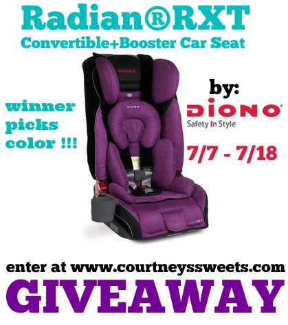 diono car seat giveaway ends 7 18 embracing homemaking. Black Bedroom Furniture Sets. Home Design Ideas