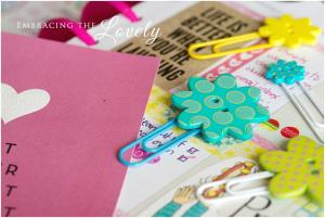 DIY Clips for Paper Planning, Bible Journaling and Art Journaling